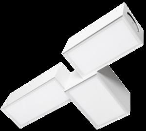 OZONOS Deckenlampe weiß