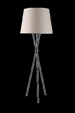 Raumluftreiniger Hailey Stehlampe in Leinen Natur